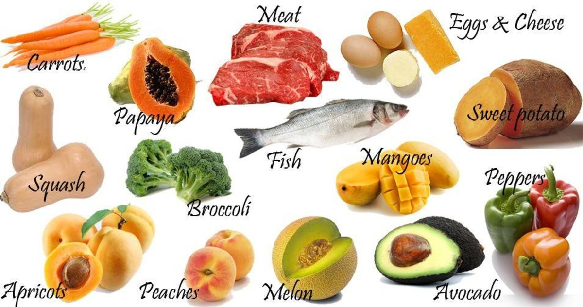 Here are some foods to eat if you are looking to bring life back to your hair.