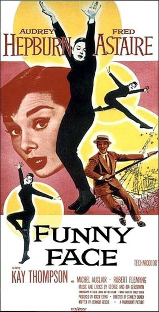 Movie Poster from Funny Face
