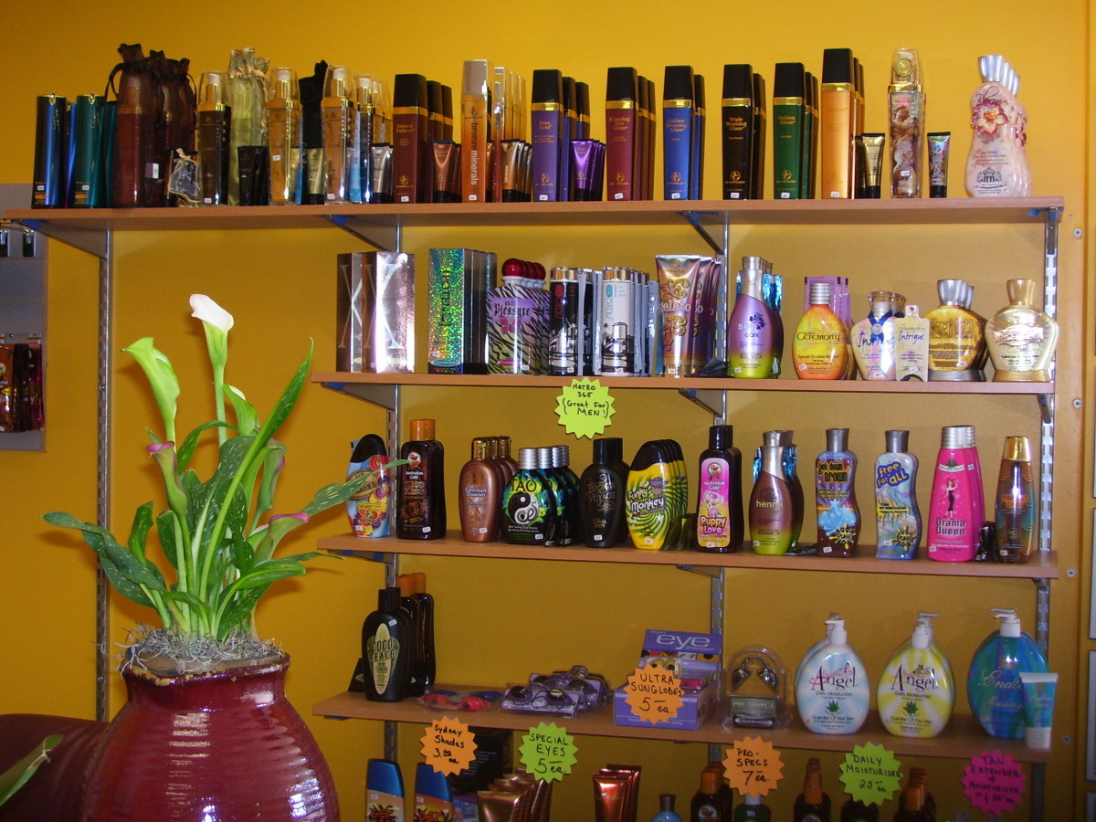 Indoor Tanning Lotion: Choose The Right One For You