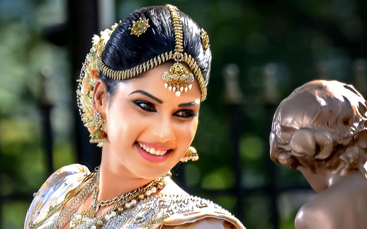 The Kandyan Bridal Jewelry Set Bellatory