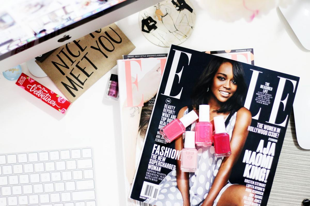 Magazines like Elle, Cosmo, and Vogue are filled with tips on how to be more traditionally feminine, so read them while you're doing your research. Take everything they say with a grain of salt, however!
