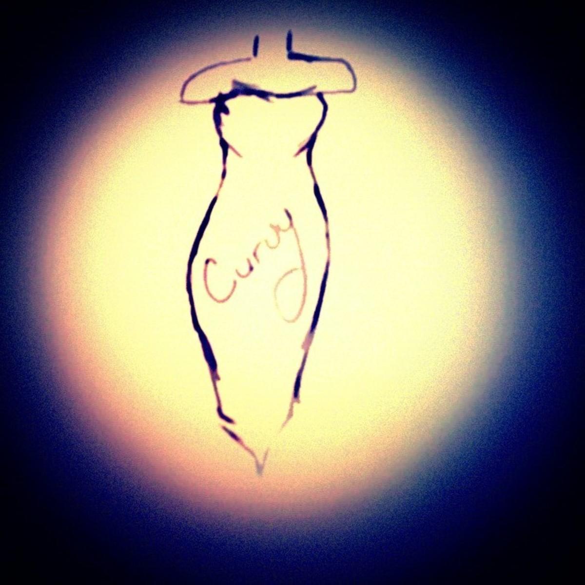 Curvy Body Shape