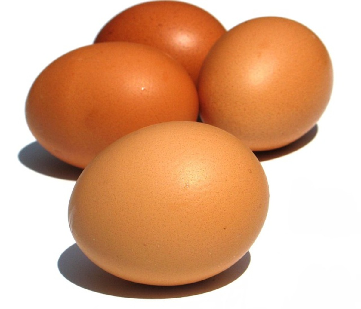 Egg whites are a great option to help clear skin.