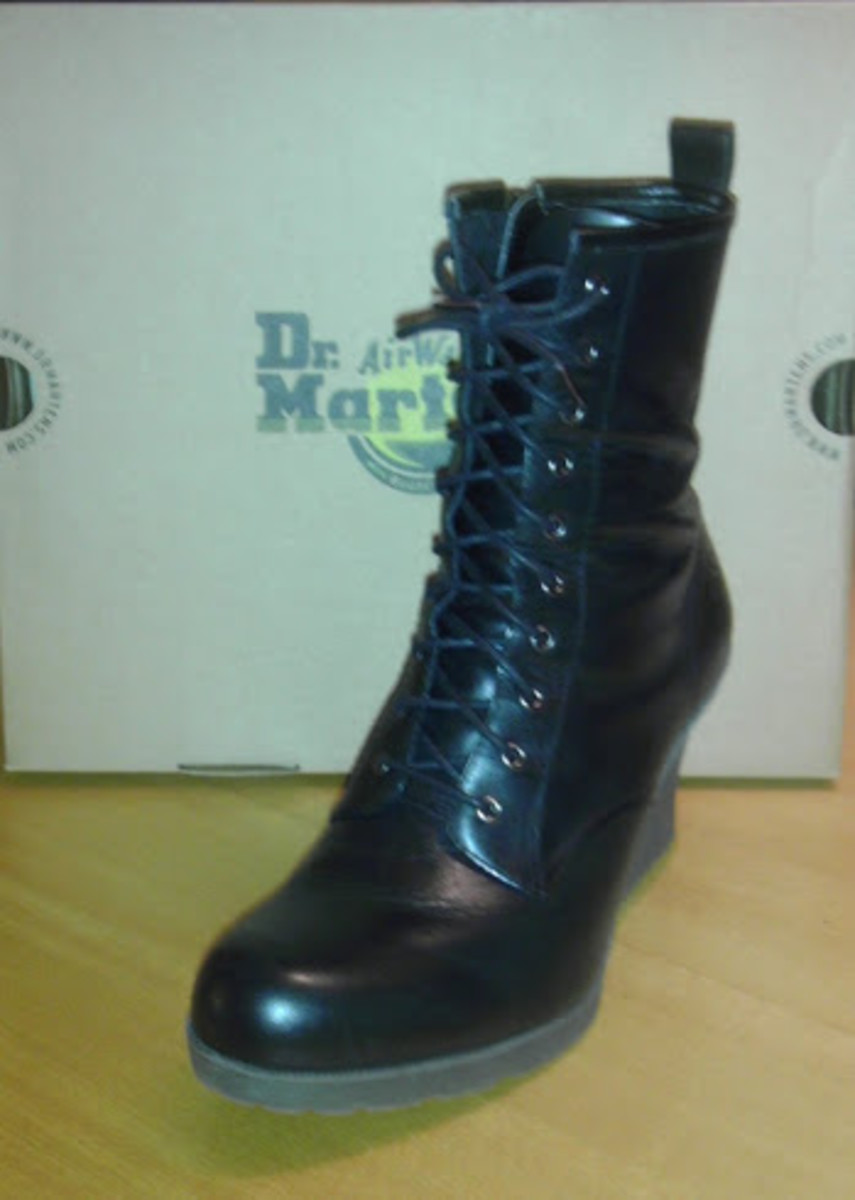 Marcie Boots: Dr. Martens for Women