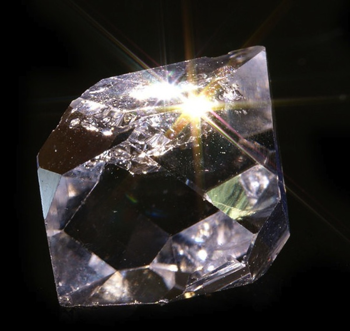 A Herkimer Diamond