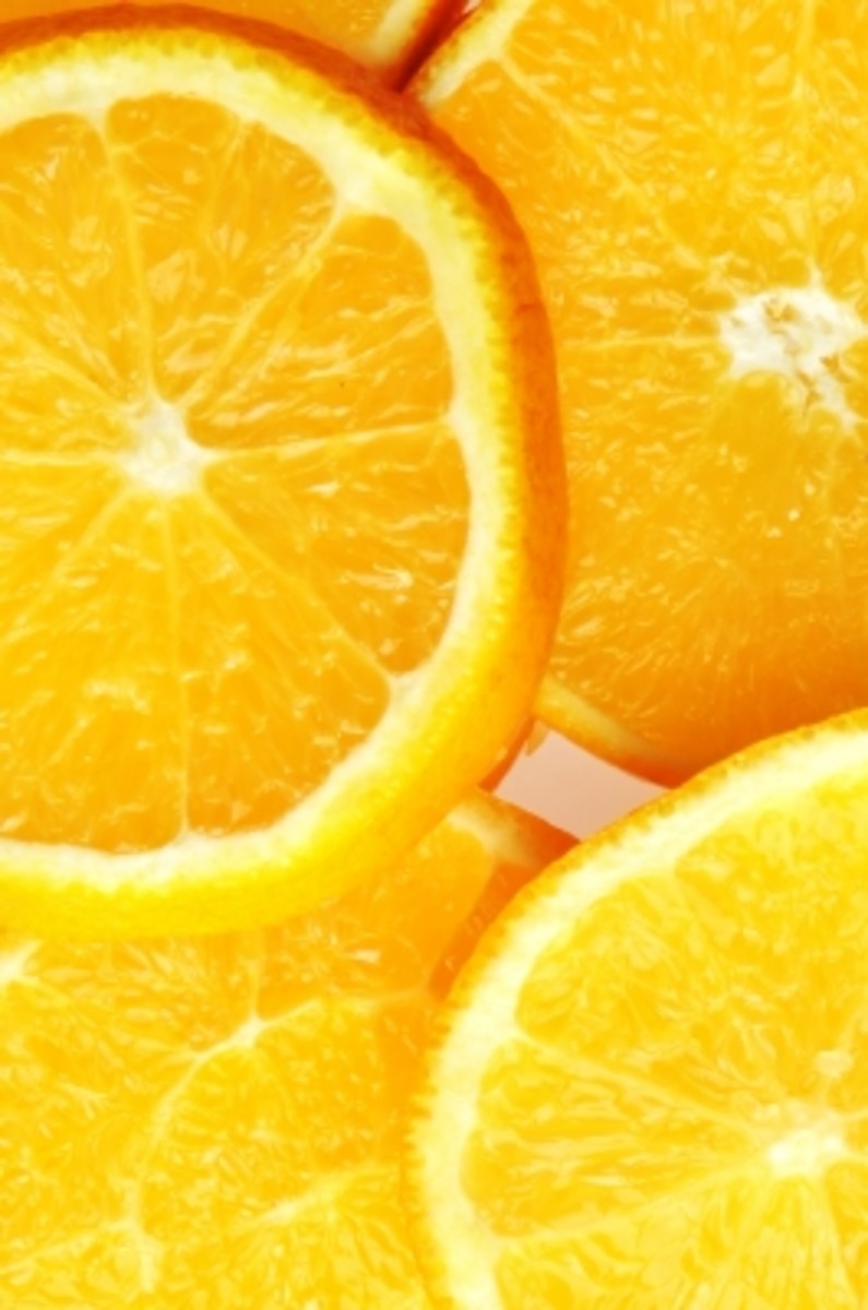 the fresh citrus fragrance of orange is unisex and a great all year round scent to use in any skin care product.