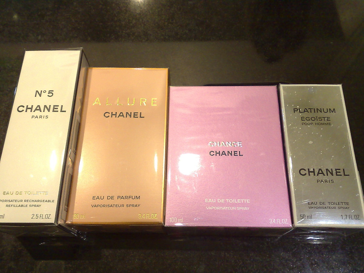 my favourite fragrance house is Chanel. Chanel no5, Coco and the mens Platinum Egoiste are my all time must have scents.