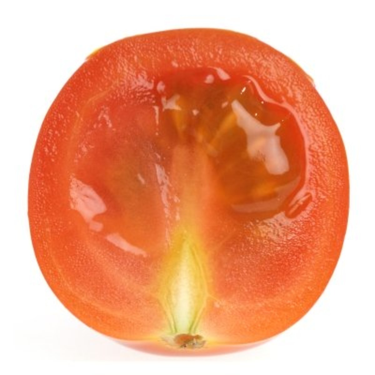 Tomato juice helps reduce redness caused by pimples and zits.