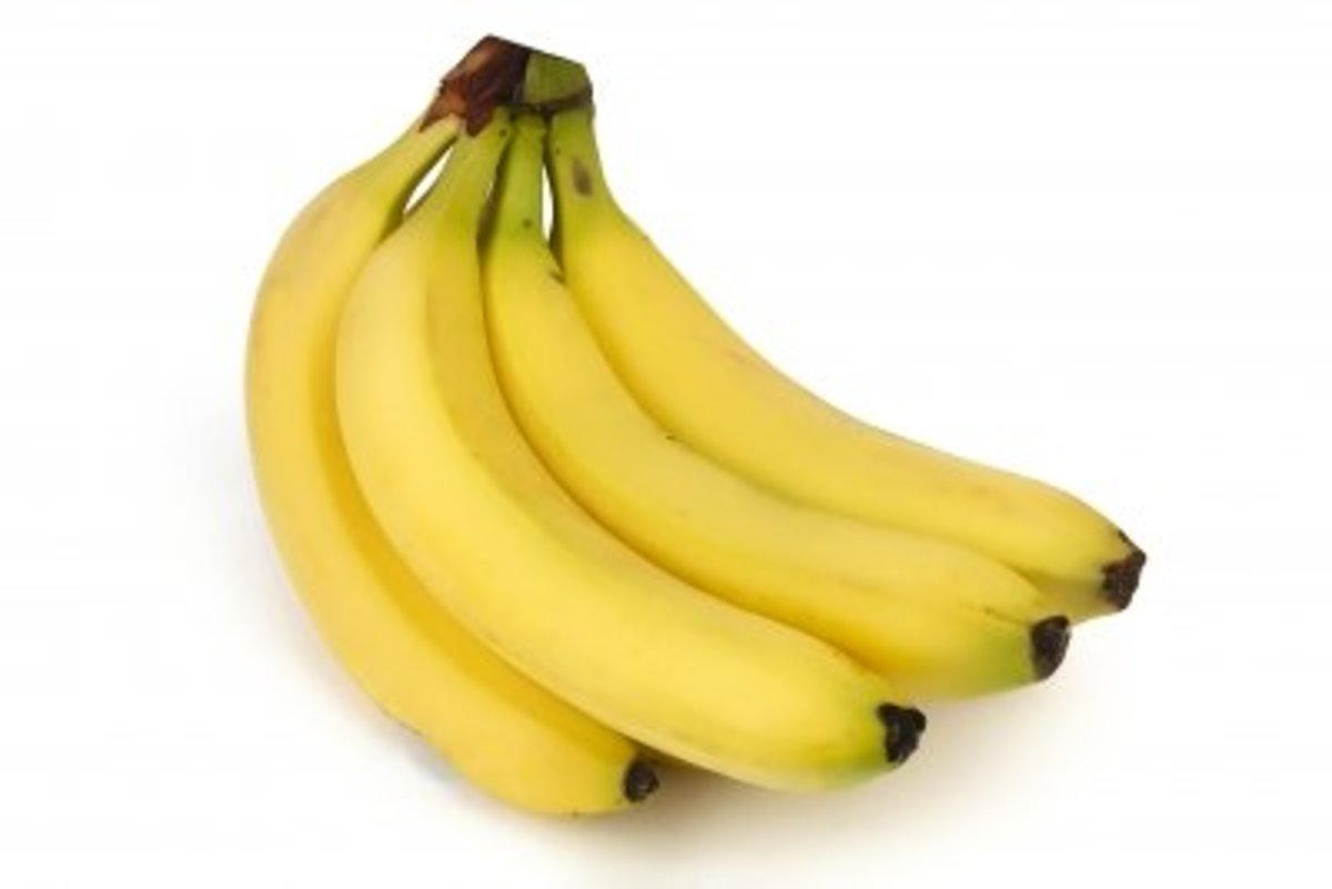 Moisture-rich banana is a perfect ingredient to use in a body scrub or in a natural face scrub recipe.