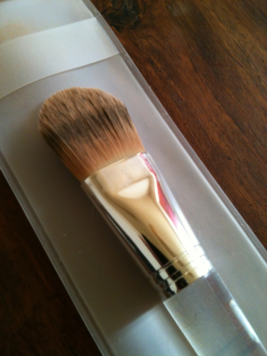 Foundation Brush ©Redberry Sky