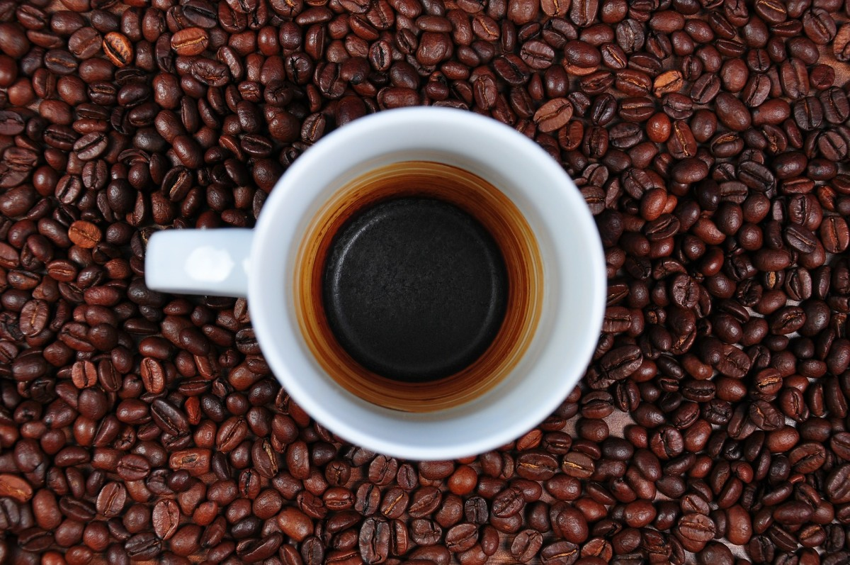 The most antioxidant-rich coffee grounds are those left over at the bottom of your cup.