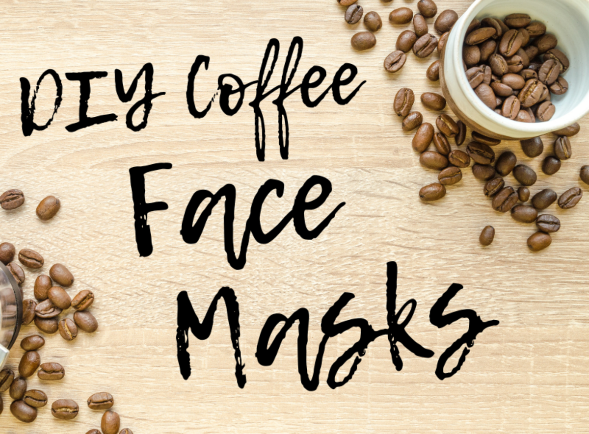 DIY Coffee Face Masks
