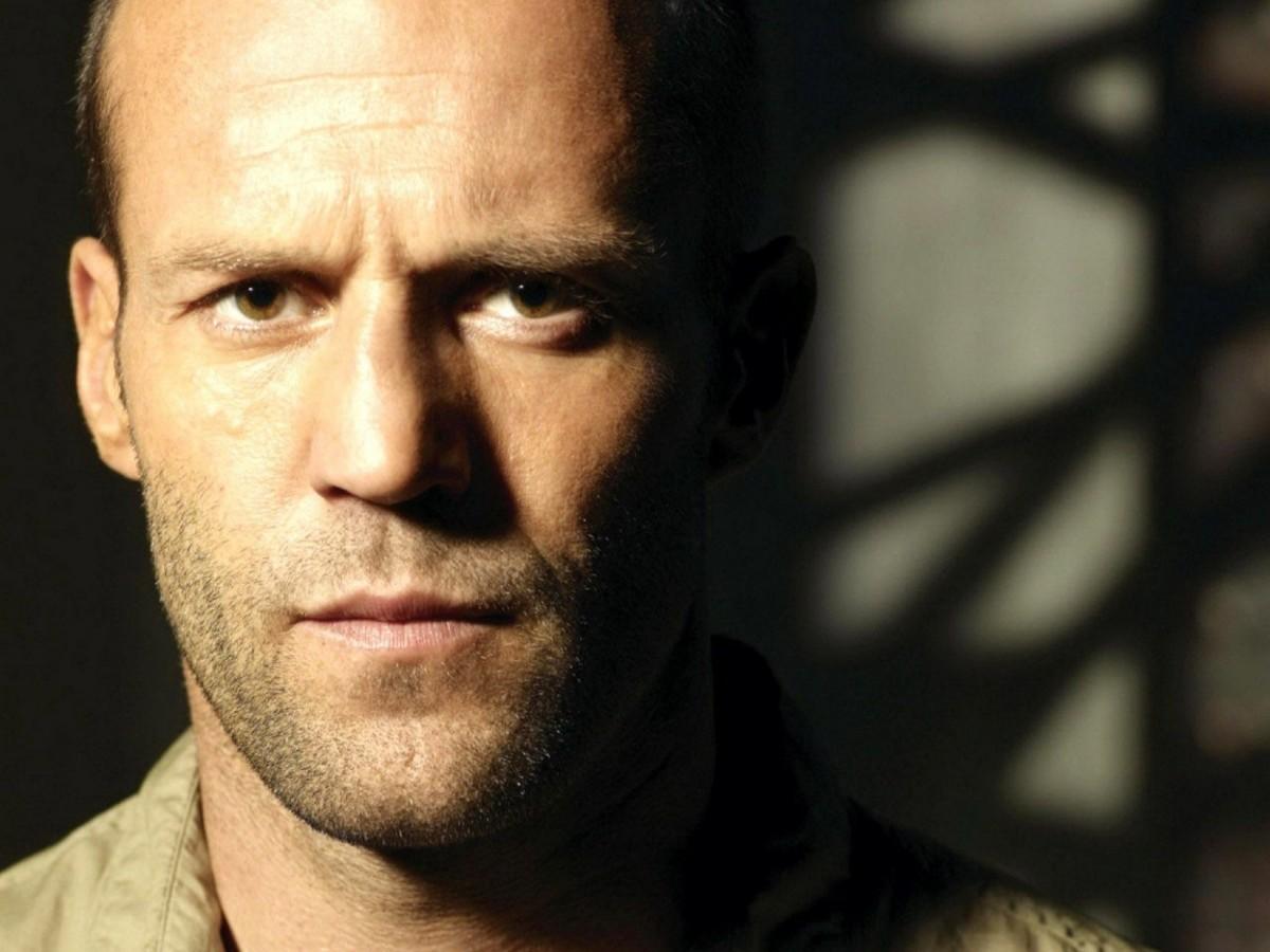 Jason Statham: Pure Yum!