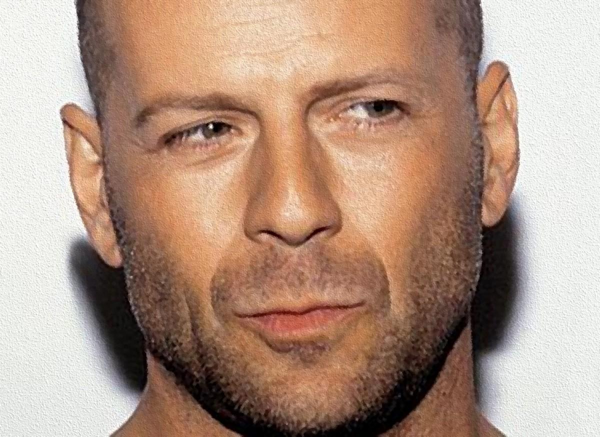 Bruce Willis: Best Pout in Showbiz!