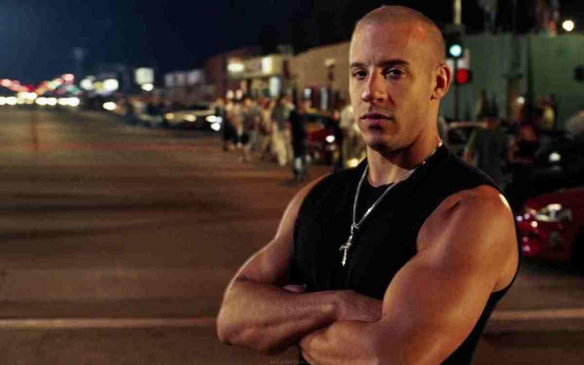 Vin Diesel: Mr. Hot!