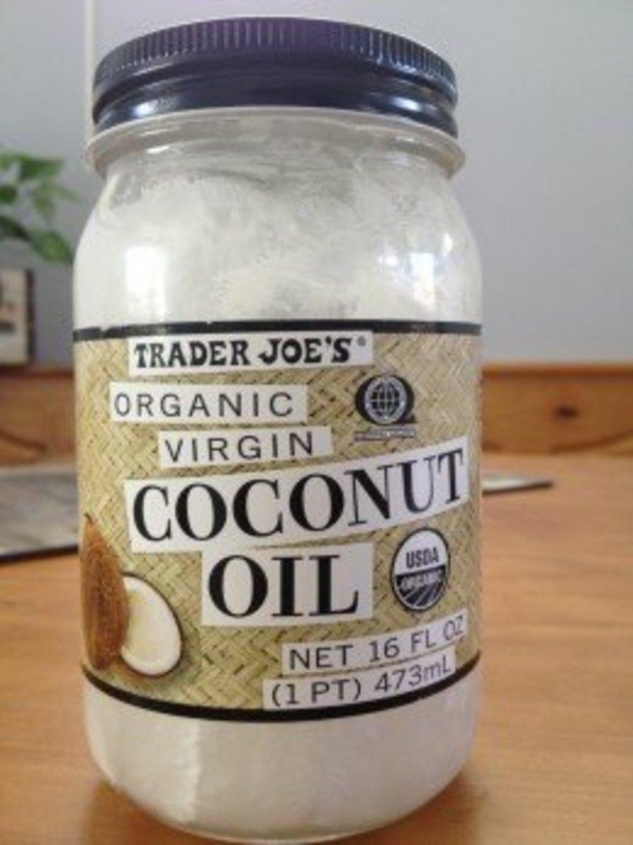 Trader Joe's carries one of my favorite brands.
