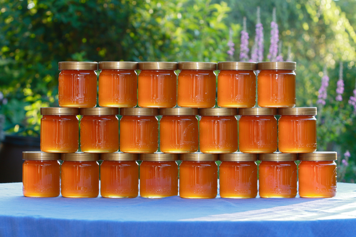 Honey makes a great natural ingredient in homemade facemasks, which are an important part of a skincare regimen.