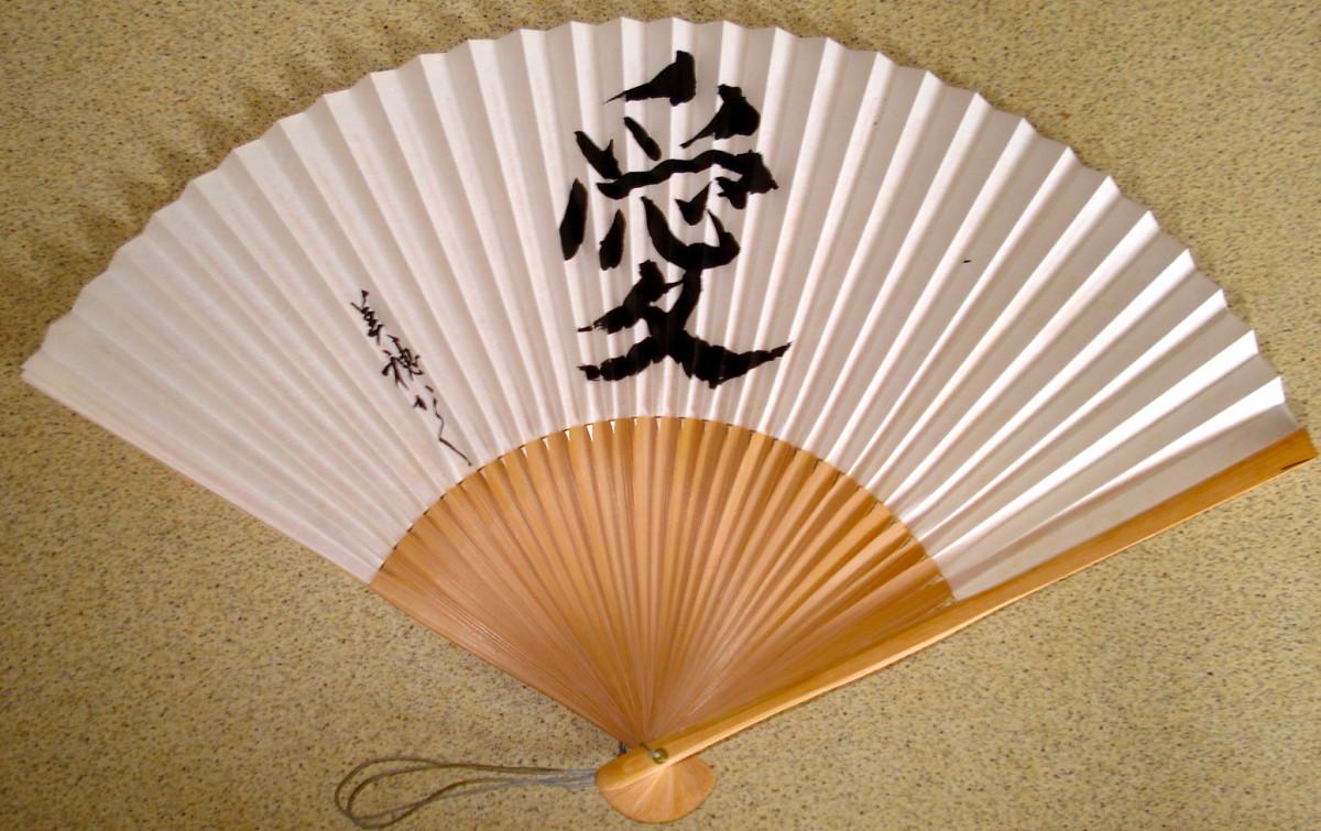 A Modern Japanese Fan