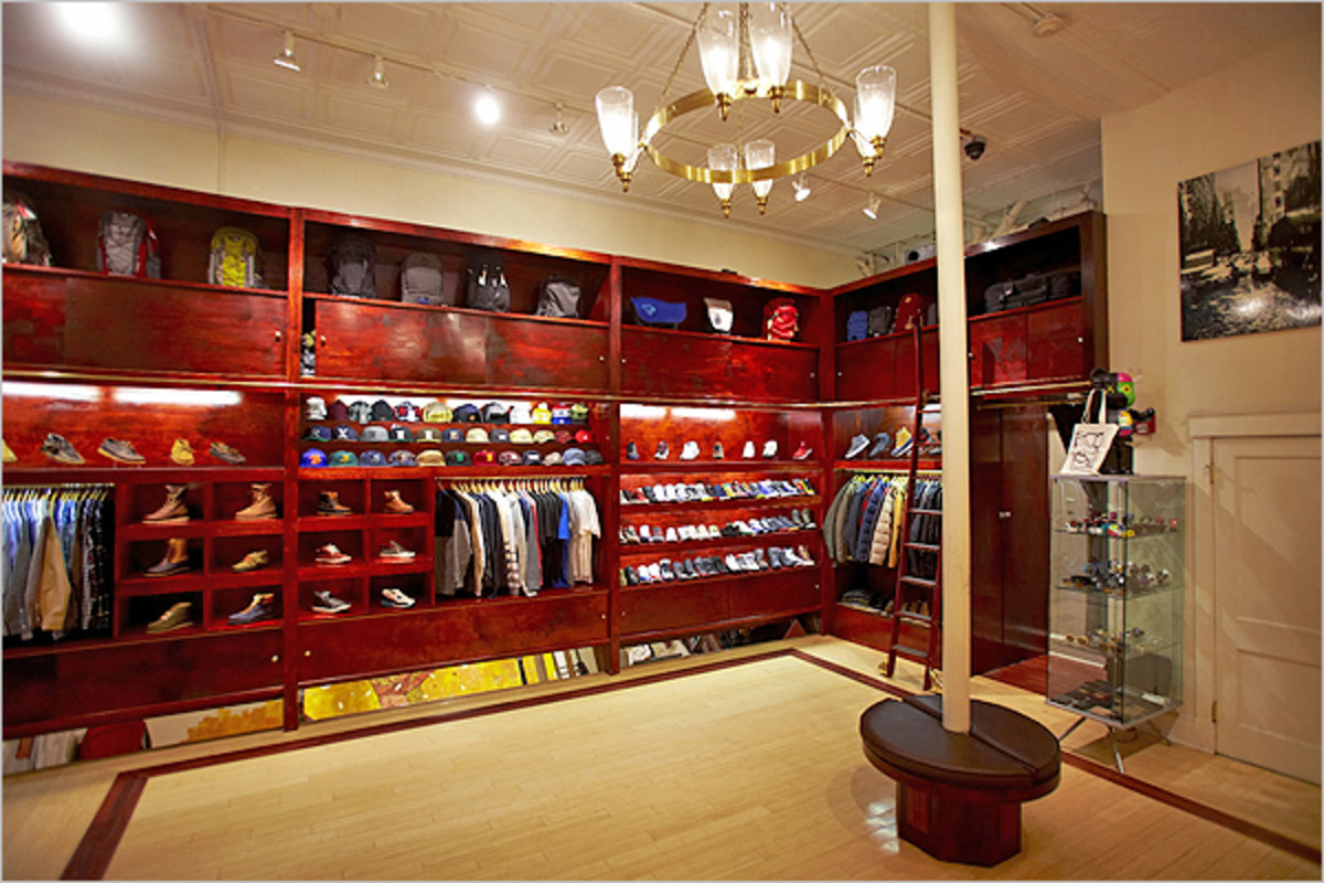 Underground Shoe Stores In Boston Ma