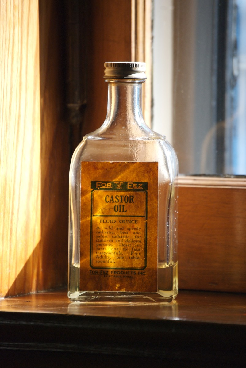 castor oil has been around for thousands of years and has many different uses.