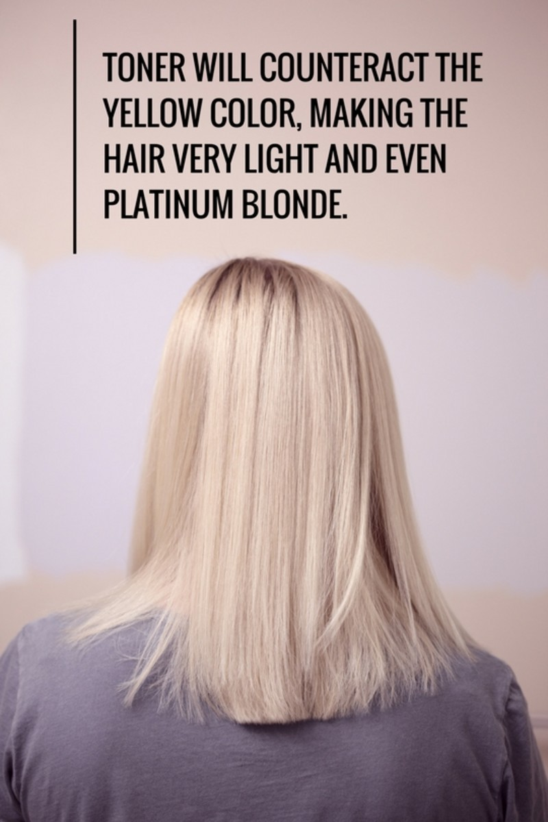 4ed89248f8643 It s recommended that you wait a few months before bleaching on top of  processed hair.