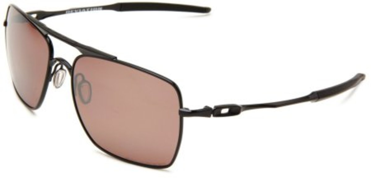 Oakley Men's Deviation Square Sunglasses