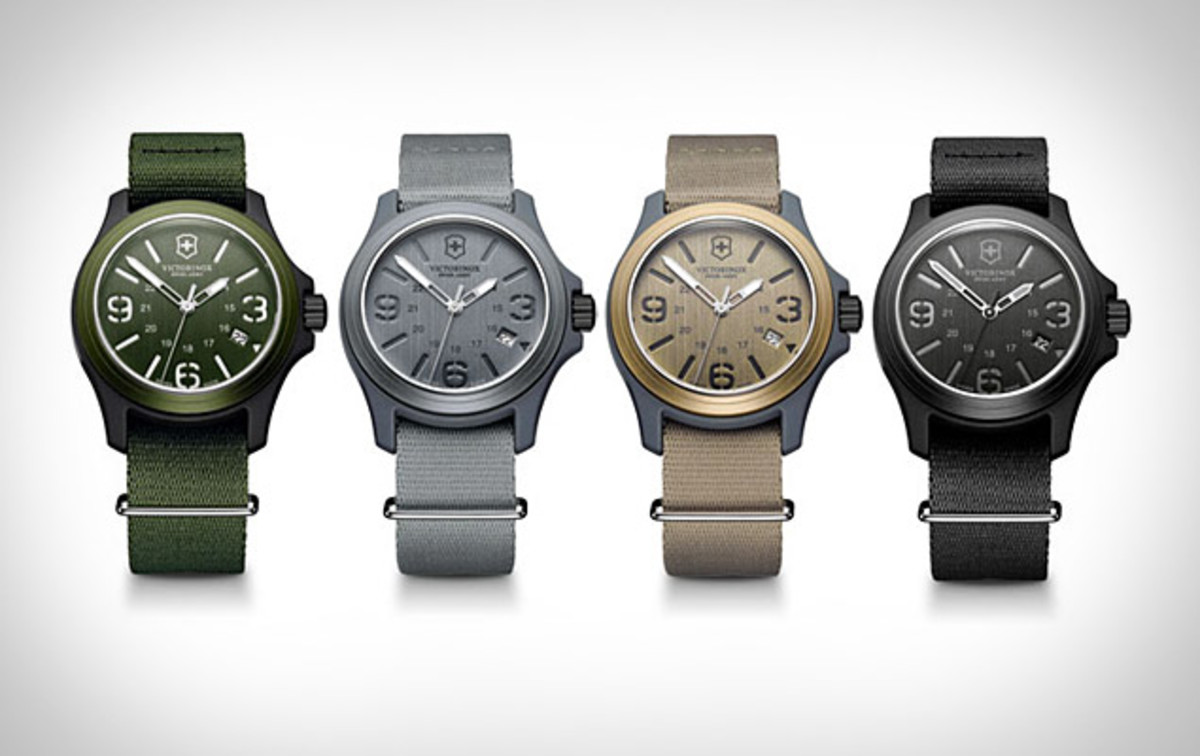 Swiss Army watches are becoming known for their high quality and affordable price.