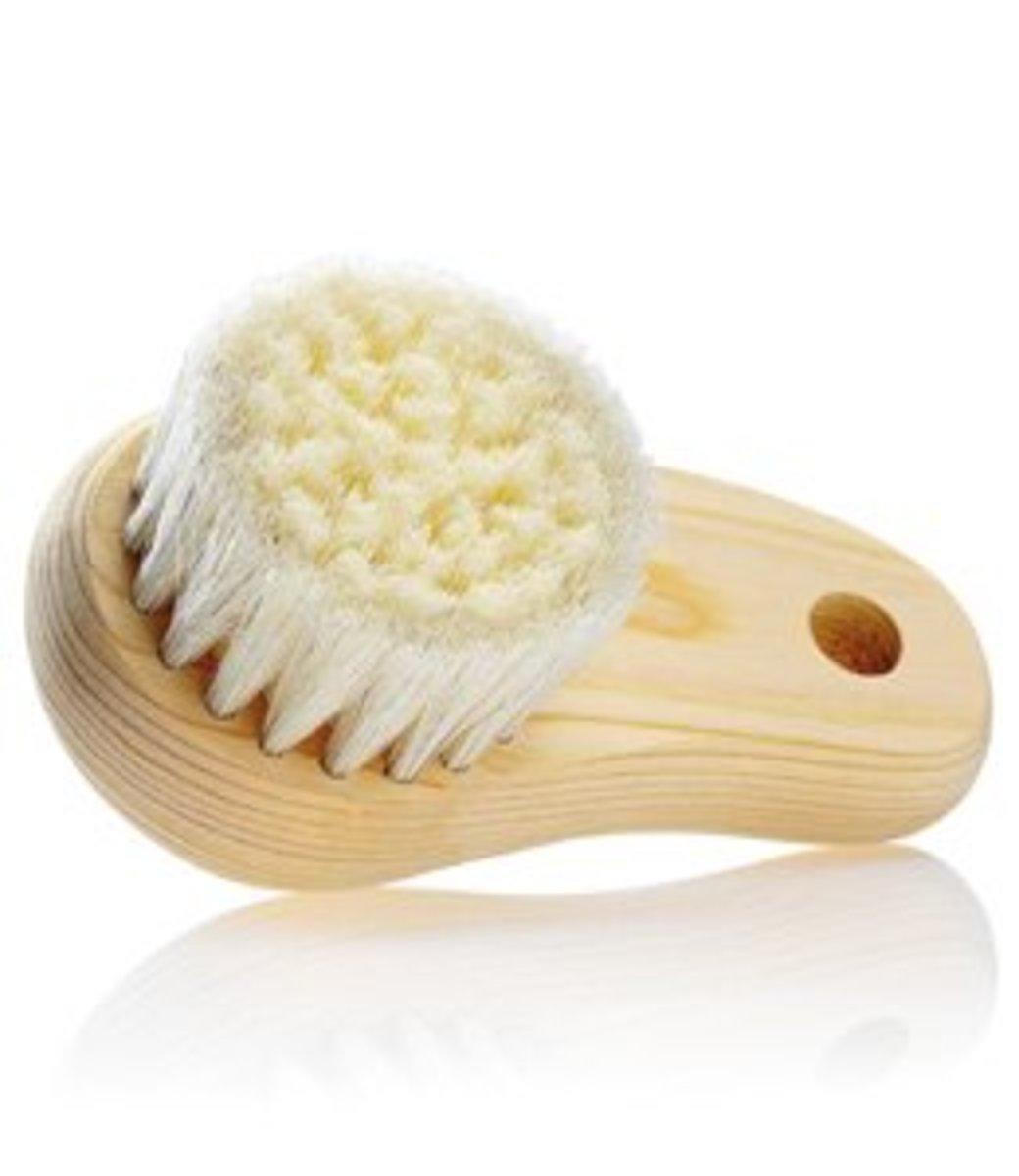 Facial brushes should never be used everyday out of the week.