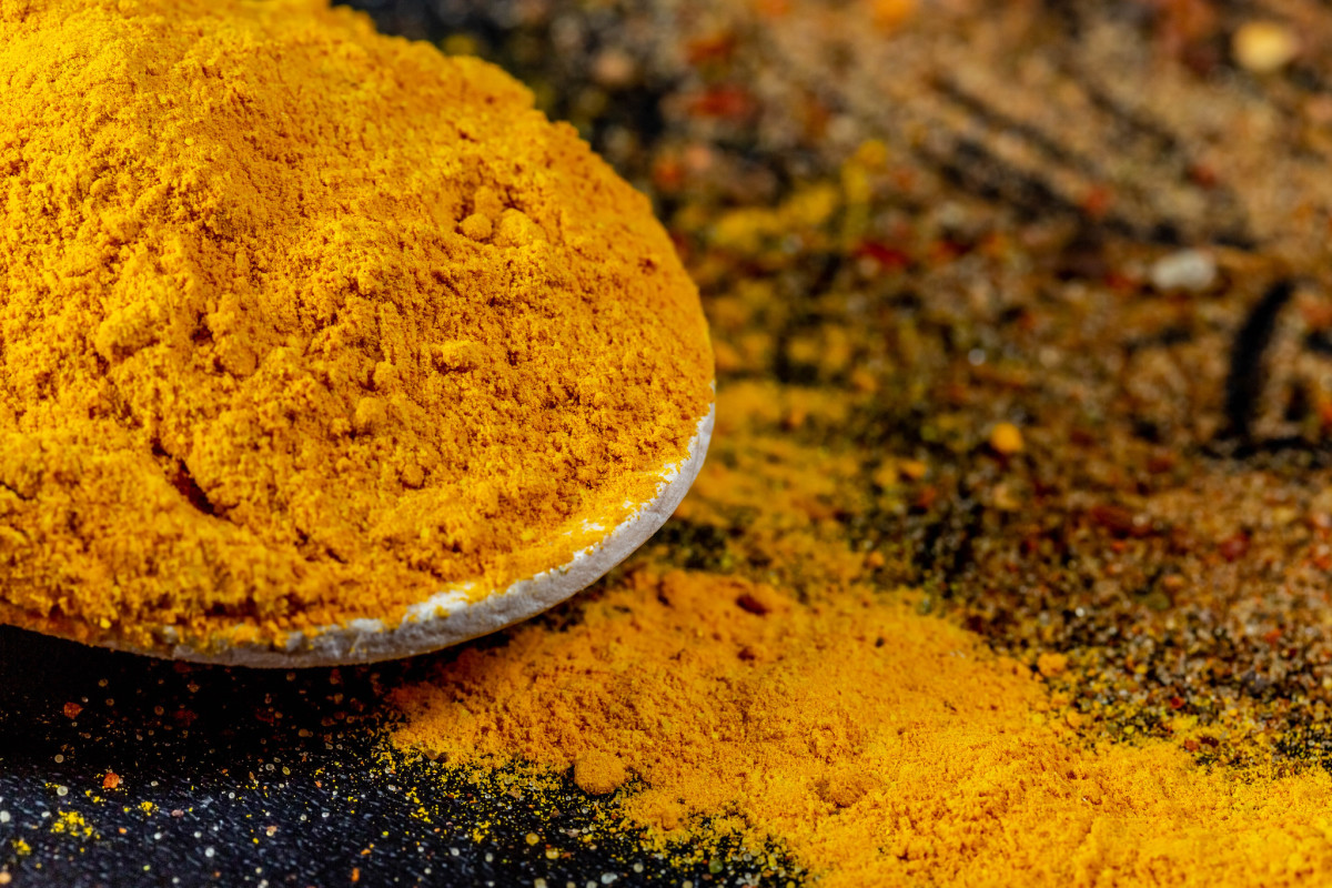 Turmeric is a common and easy-to-find cooking spice. Who knew it would be so useful outside of cooking?