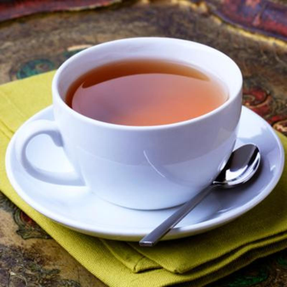 Drinking licorice tea can help you grow healthier hair!