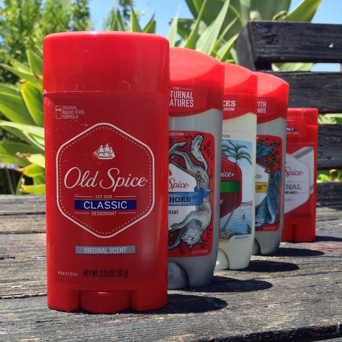 Men's Deodorant for Women?