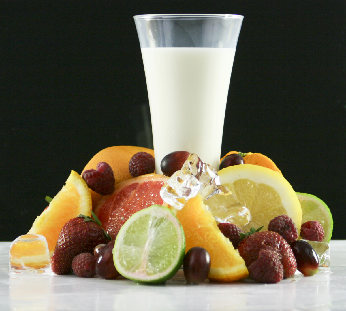 A natural skin softener it may be combined with many different scrub ingredients including  citrus fruits.
