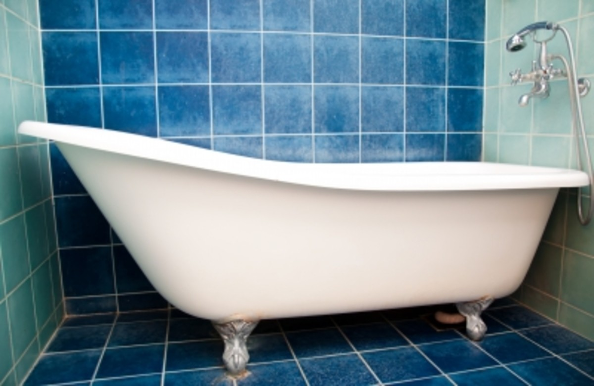 Having a cool or lukewarm bath will help ease the pain, heat, and redness.