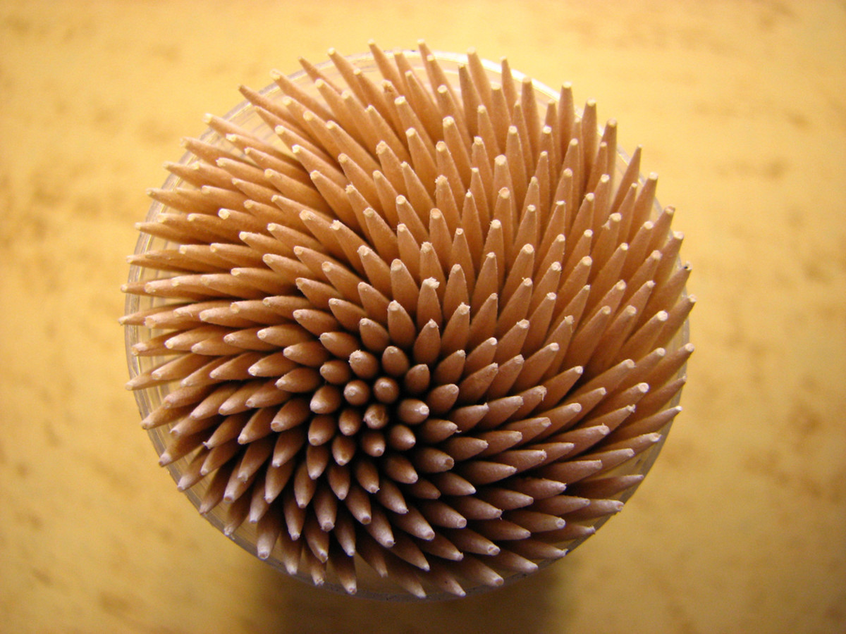Making your own flavored toothpicks could not be easier.