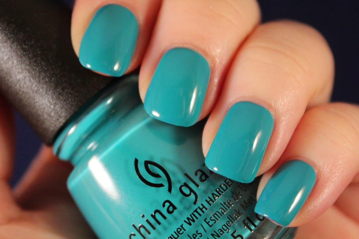 """My Way or the Highway"" by China Glaze."