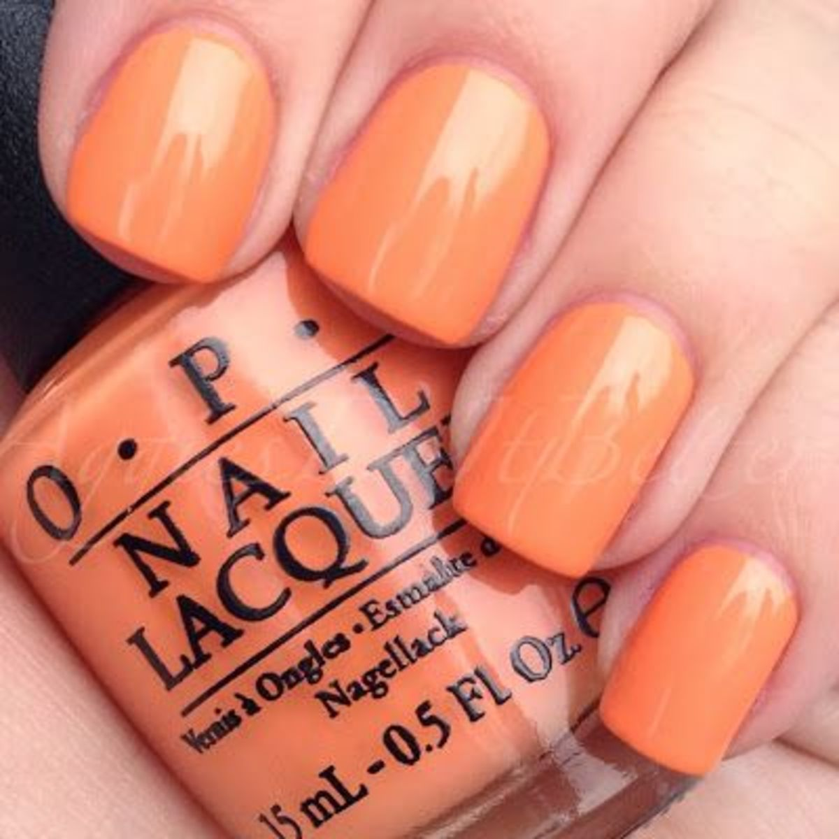 """Is Mai Tai Crooked?"" by OPI."
