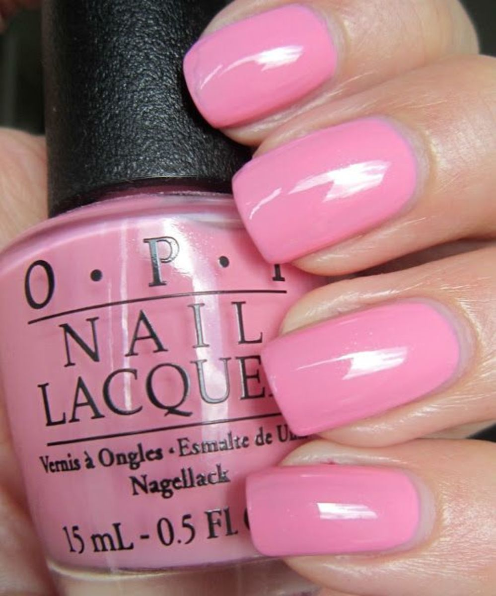 "OPI Chic's ""Chic From Ears To Tail."""