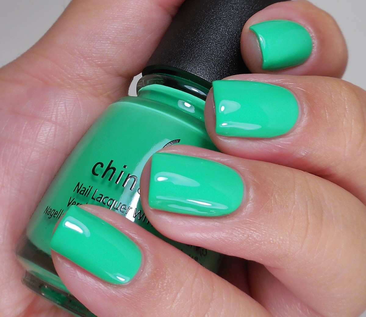 """Treble Maker"" by China Glaze."