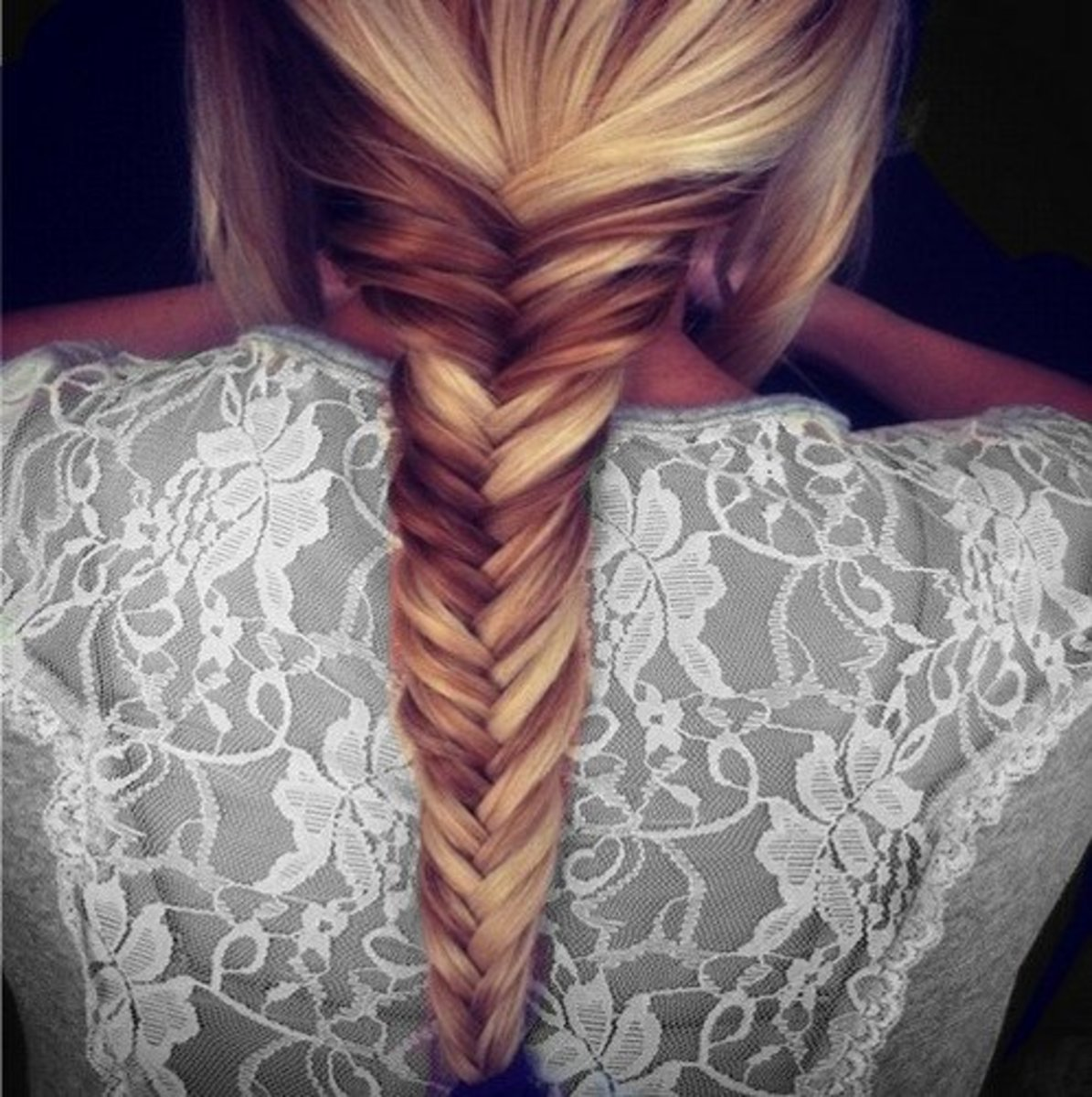 Multi-tonal hair can look beautiful and you only get that with high and low lights.