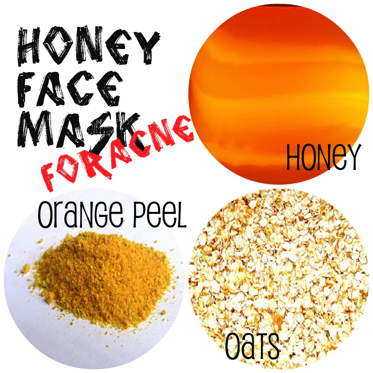 Honey's intense antibacterial action can cure existing acne and prevent any further unwelcome pimples.