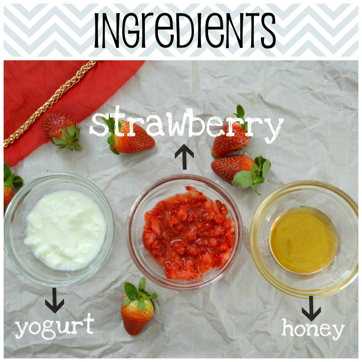 Yogurt and honey are nourishing ingredients that add antibacterial, antioxidant and skin rejuvenating properties to this face mask.