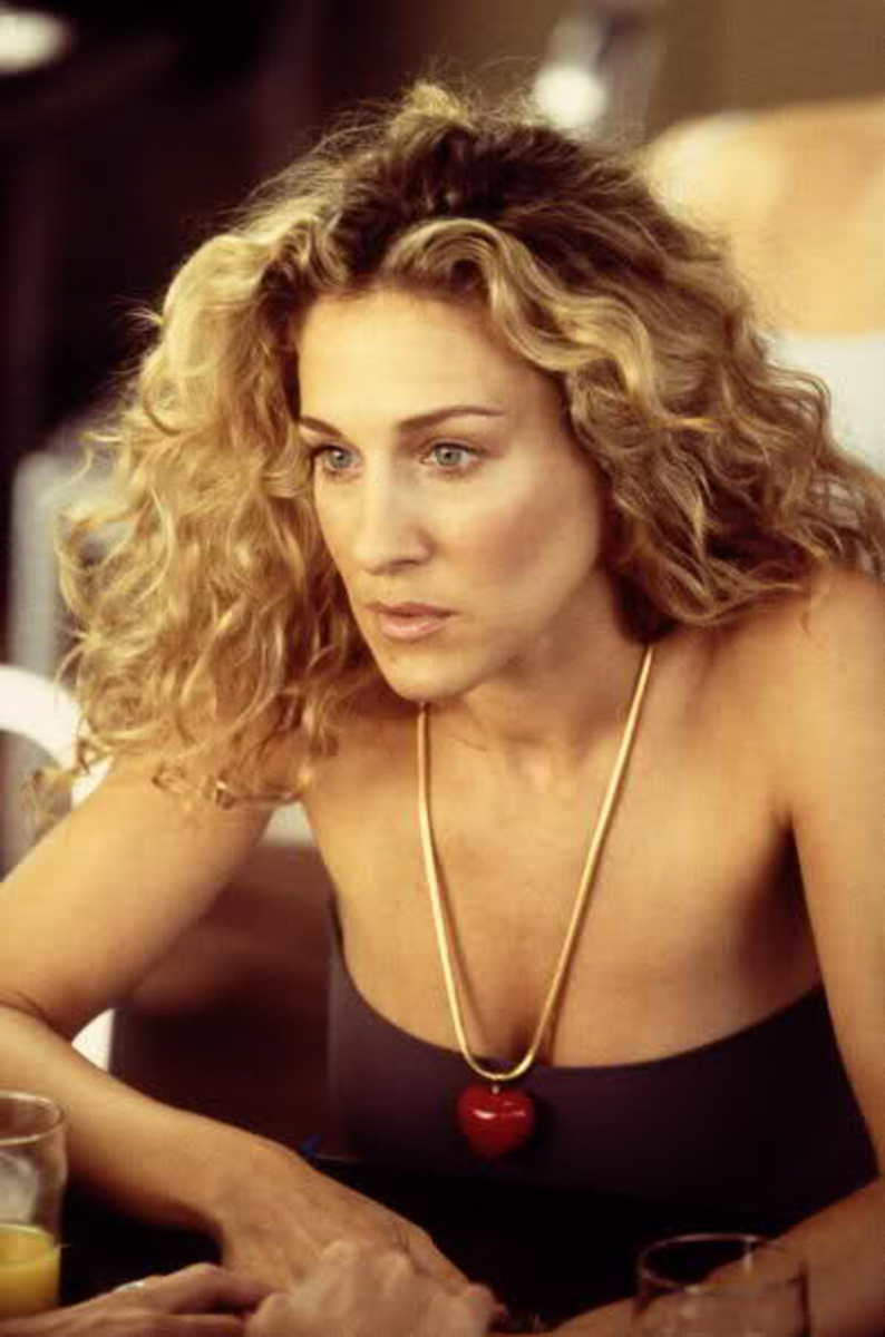 Sex and the City's Carrie Bradshaw!