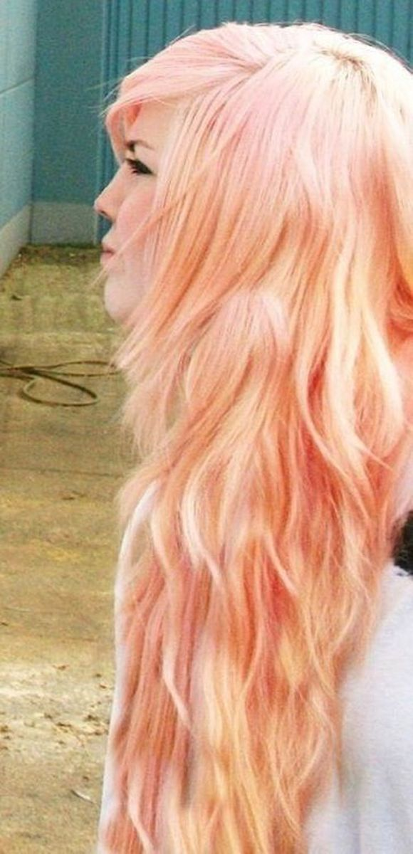 Diy Hair Five Gorgeous Pastel Hair Colors