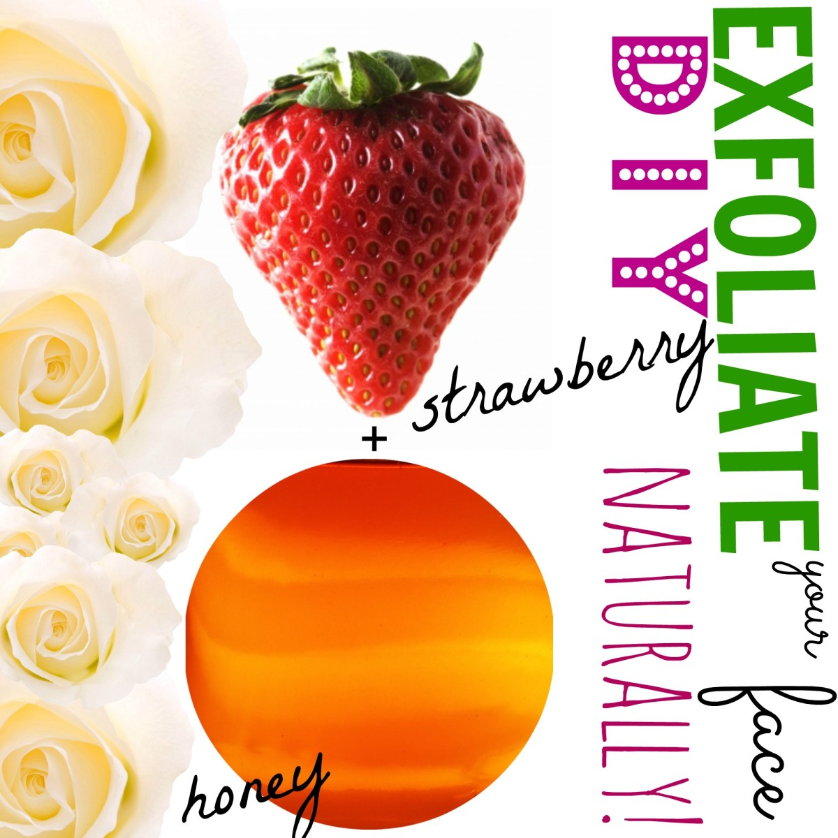 This power-combo face mask has strawberry and honey to exfoliate your pores completely and prevent pimples and acne!