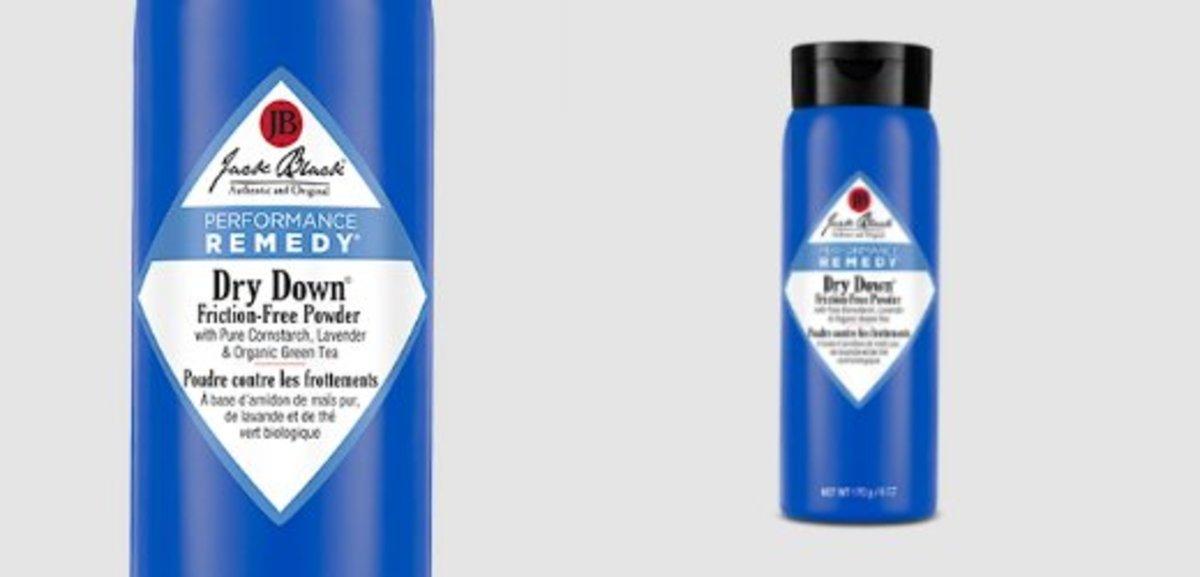 Jack Black Dry Down Body Powder