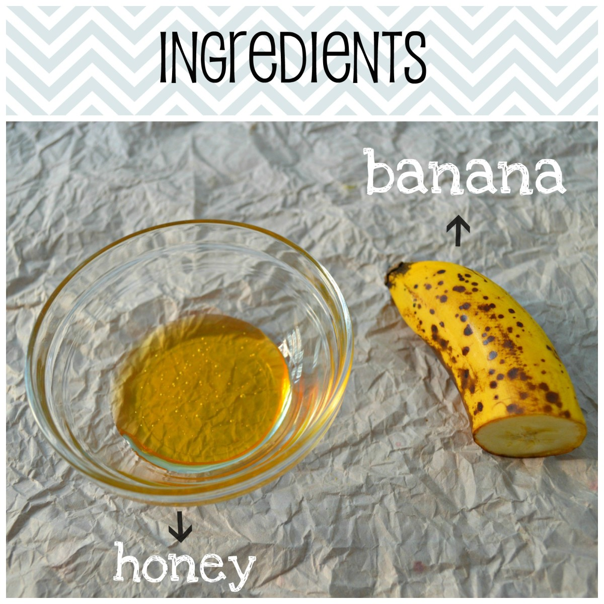 Got over-ripe bananas? TIme to make a face mask! Oh, yes!