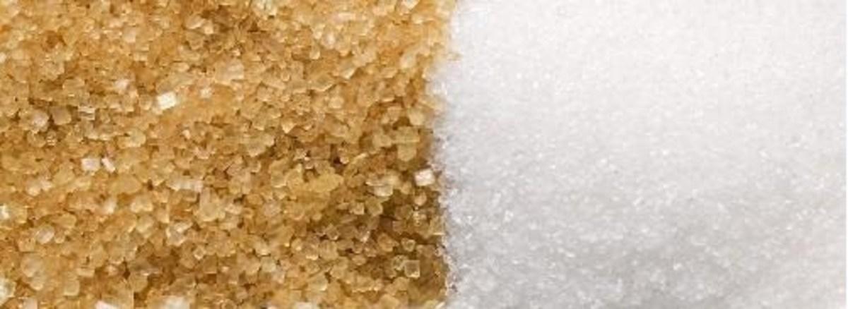 White or Brown Sugar