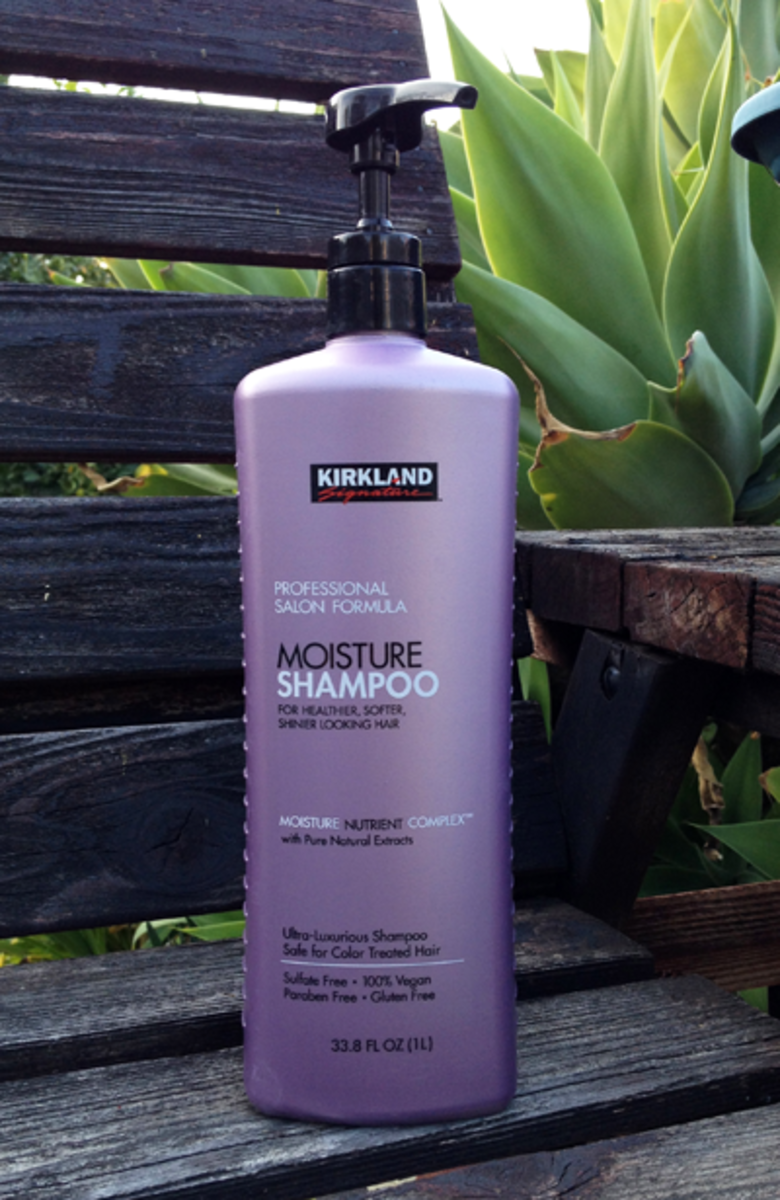 Kirkland Sulfate Free Shampoo