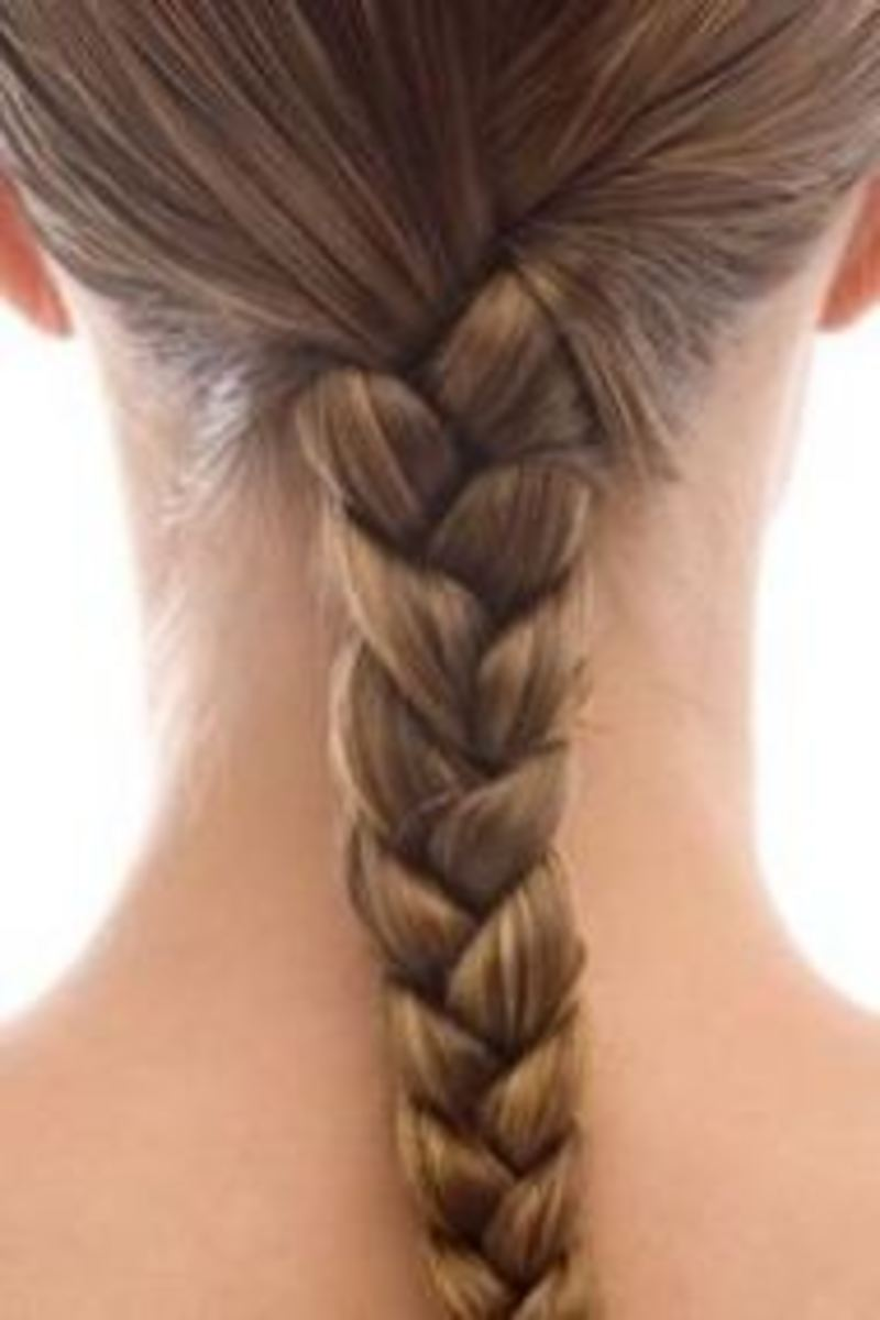 9 Different Ways To Braid Hair