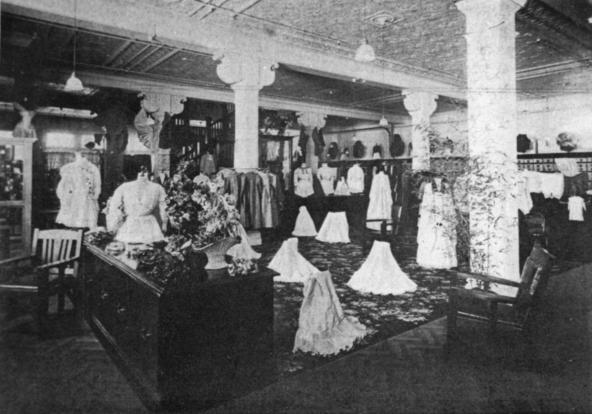 Department store 1908